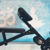 Home Fitnessstudio einrichten - Sport zuhause multifunktionale Trainingsbank