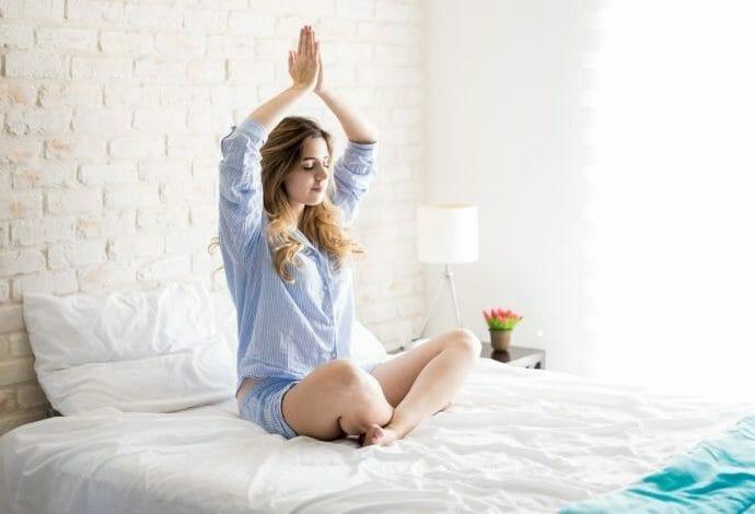 Besser Einschlafen: Tipps & Abendroutinen