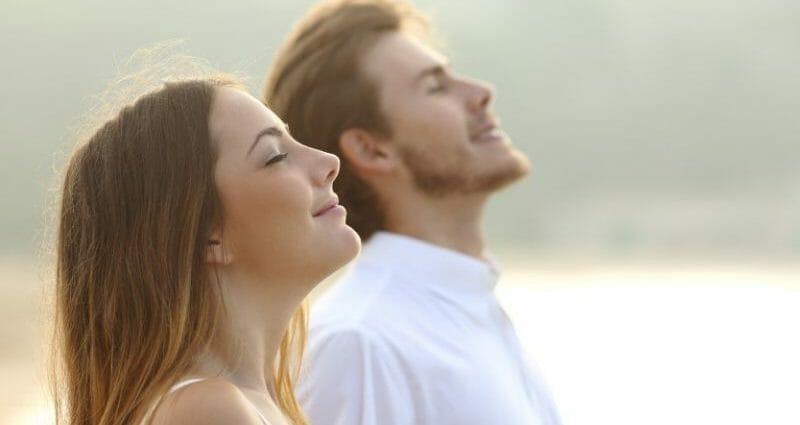 Die besten Atemübungen für Entspannung, Stressabbau und leichter einschlafen