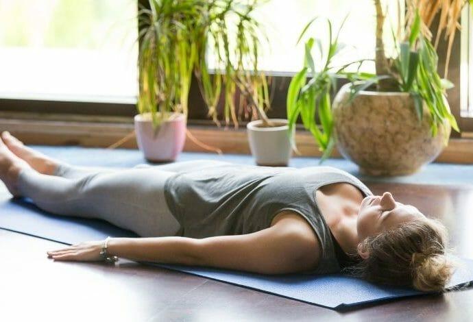 Entspannungsübung: Bodyscan / Körperreise zumStress abbauen und leichter einschlafen