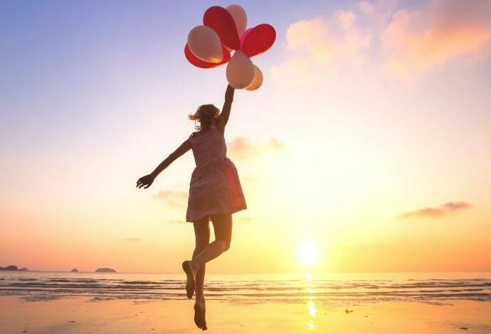 Entspannungsübung: Imagination – Auf einer Gedankenreise entspannen