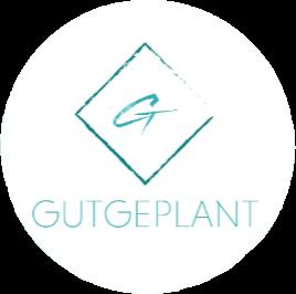 Logo gutgeplant.com